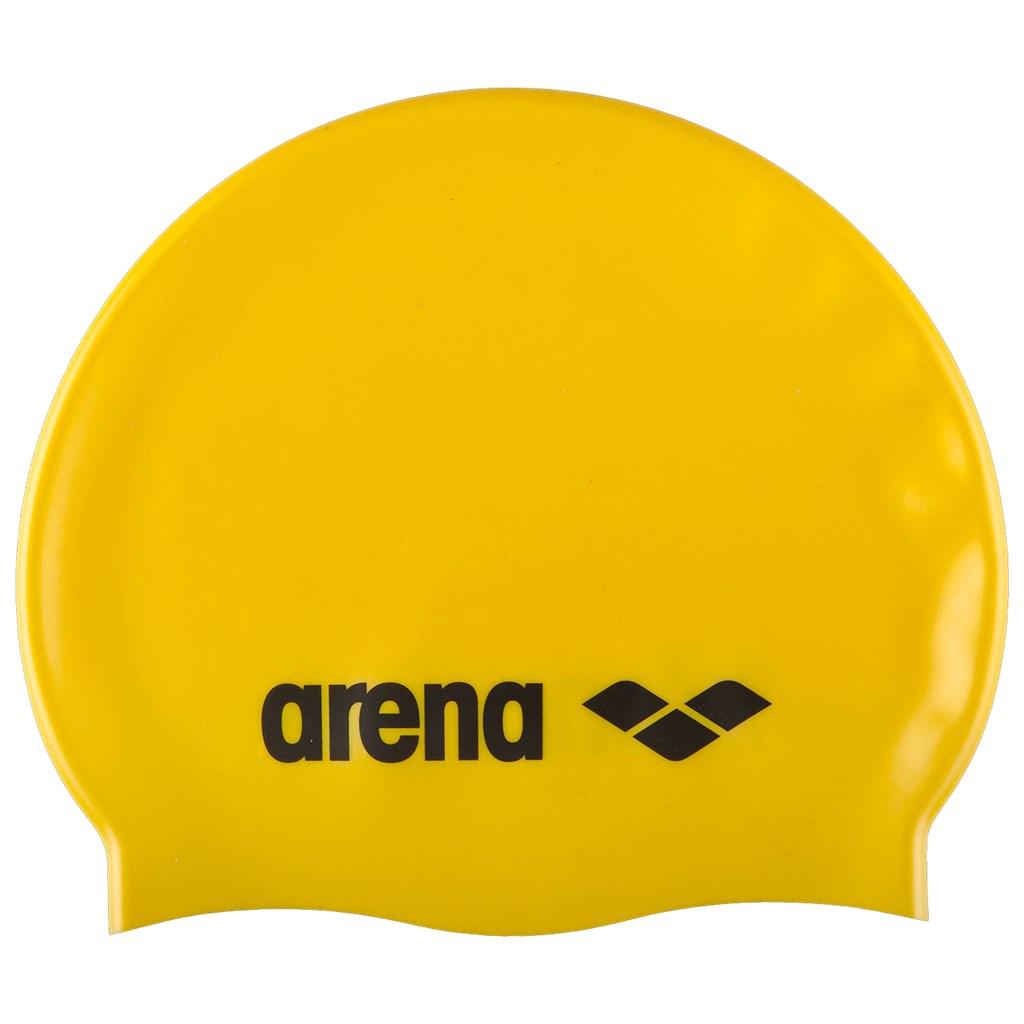 Arena - Jr Classic Silicone - yellow/black