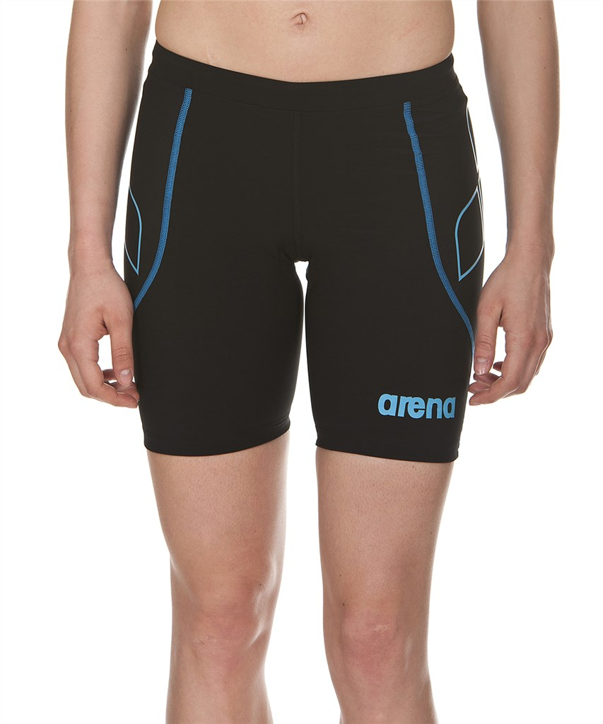 Arena - W Tri Jammer ST - black/turquoise