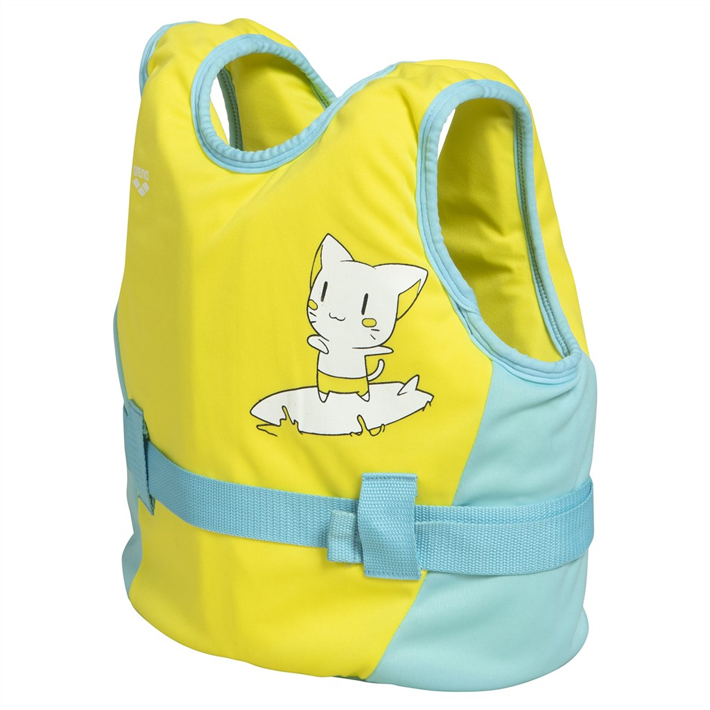 Arena - Kids Friends Swim Vest - yellow
