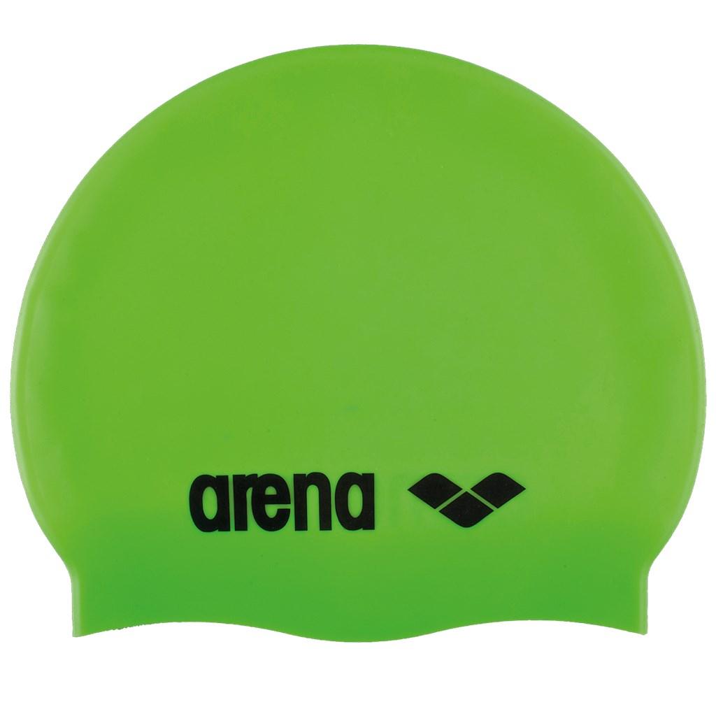 Arena - Jr Classic Silicone - acid lime/black