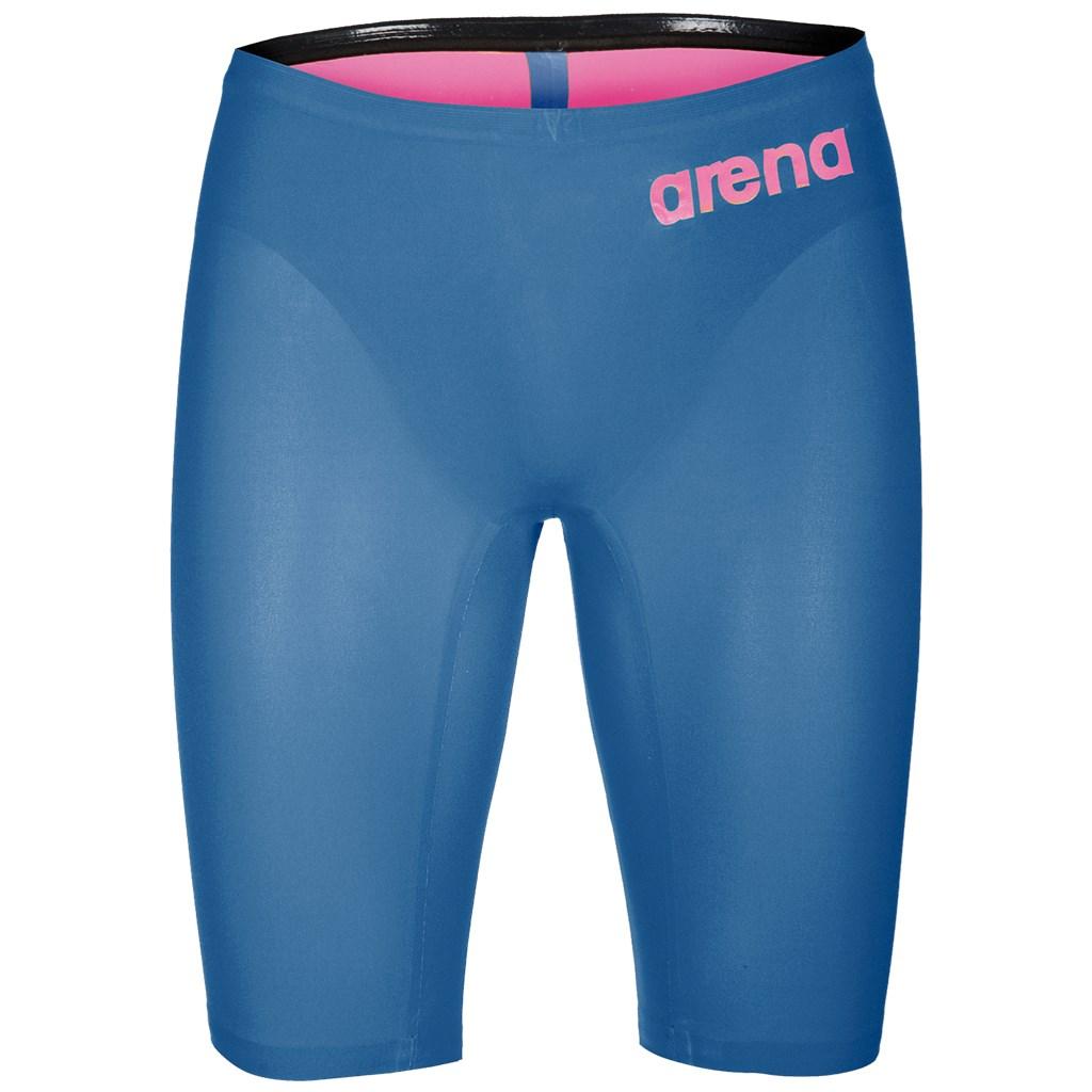 Arena - M Pwskin R-Evo One Jammer - blue/powder pink