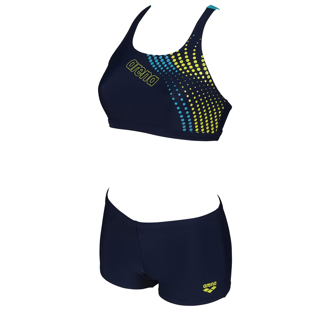 Arena - W Vibrancy Two Pieces - navy/martinica
