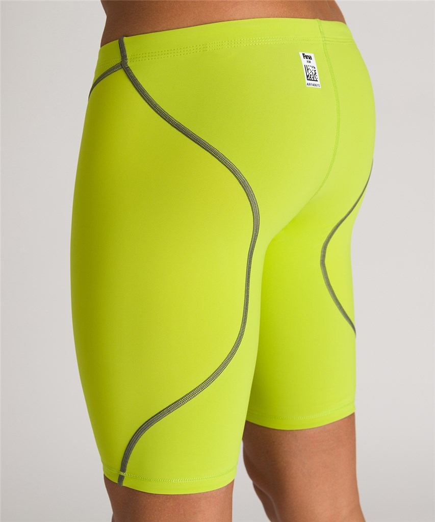 Arena - M Powerskin St 2.0 Jammer - lime green