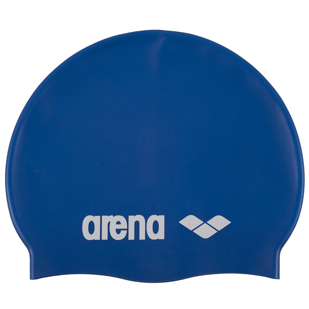 Arena - Jr Classic Silicone - skyblue/white