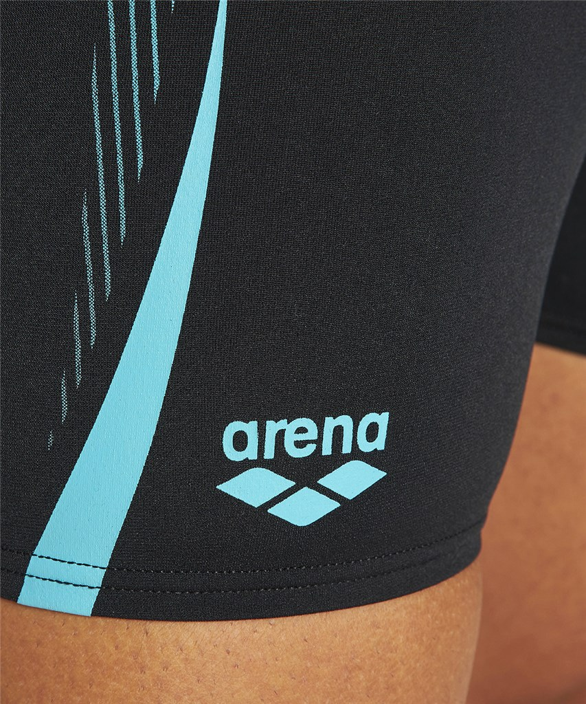 Arena - M Light Touch Mid Jammer - black/martinica