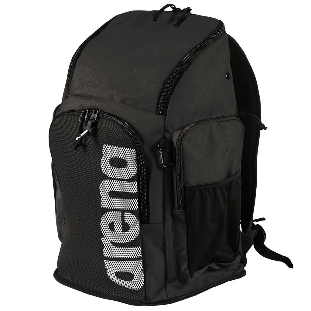Arena - Team Backpack 45 - team black melange