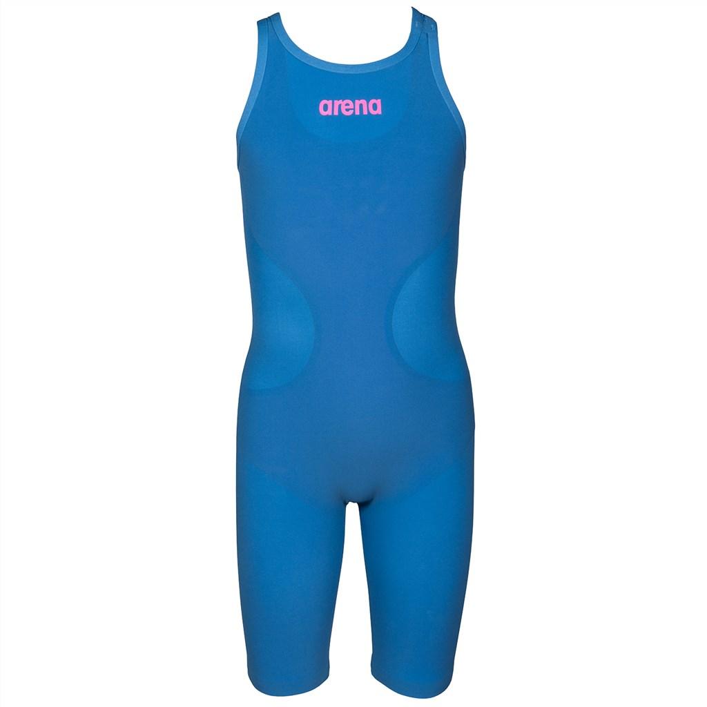 Arena - G Pwskin R-Evo One Fbslob Junior - blue/powder pink