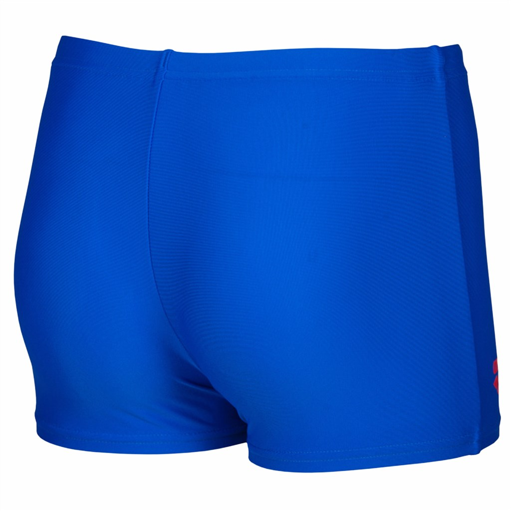 Arena - B Scratchy Jr Short - neon blue/red