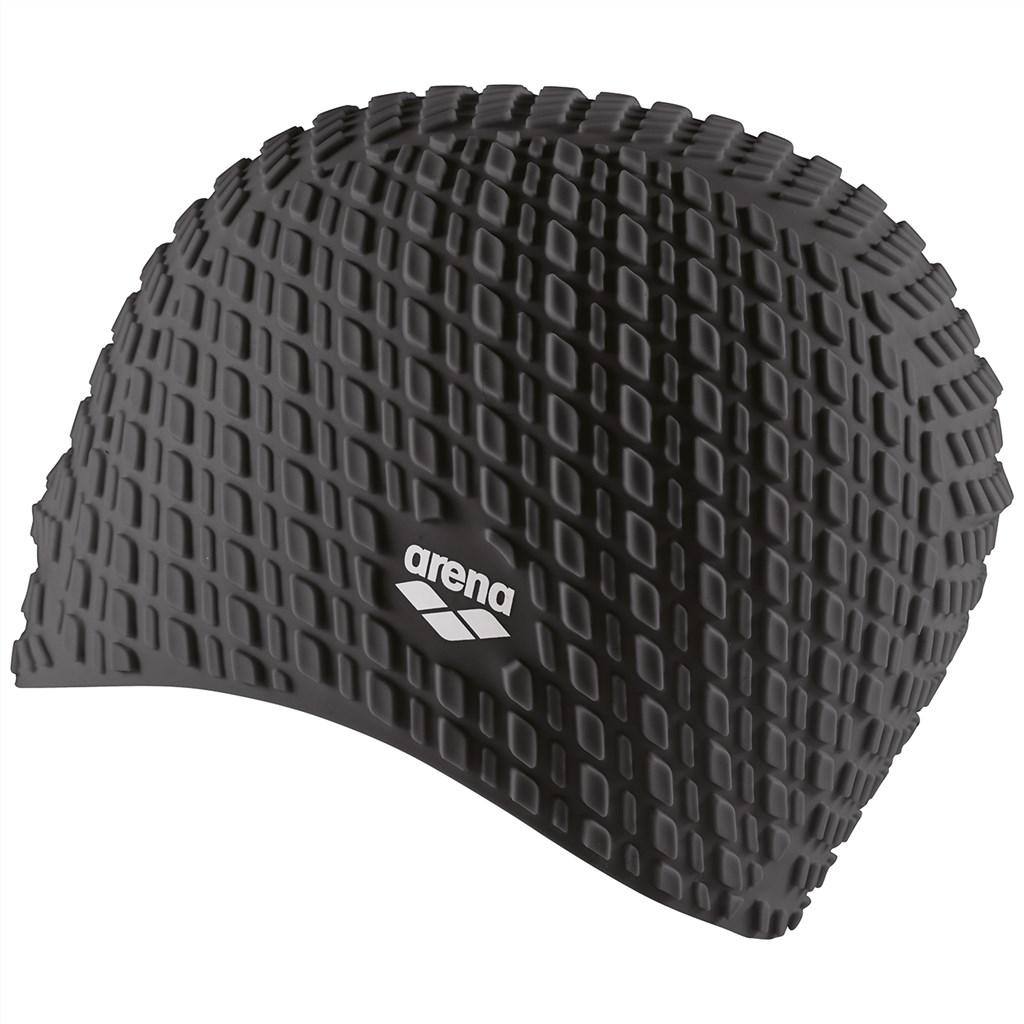 Arena - Bonnet Silicone Cap - black