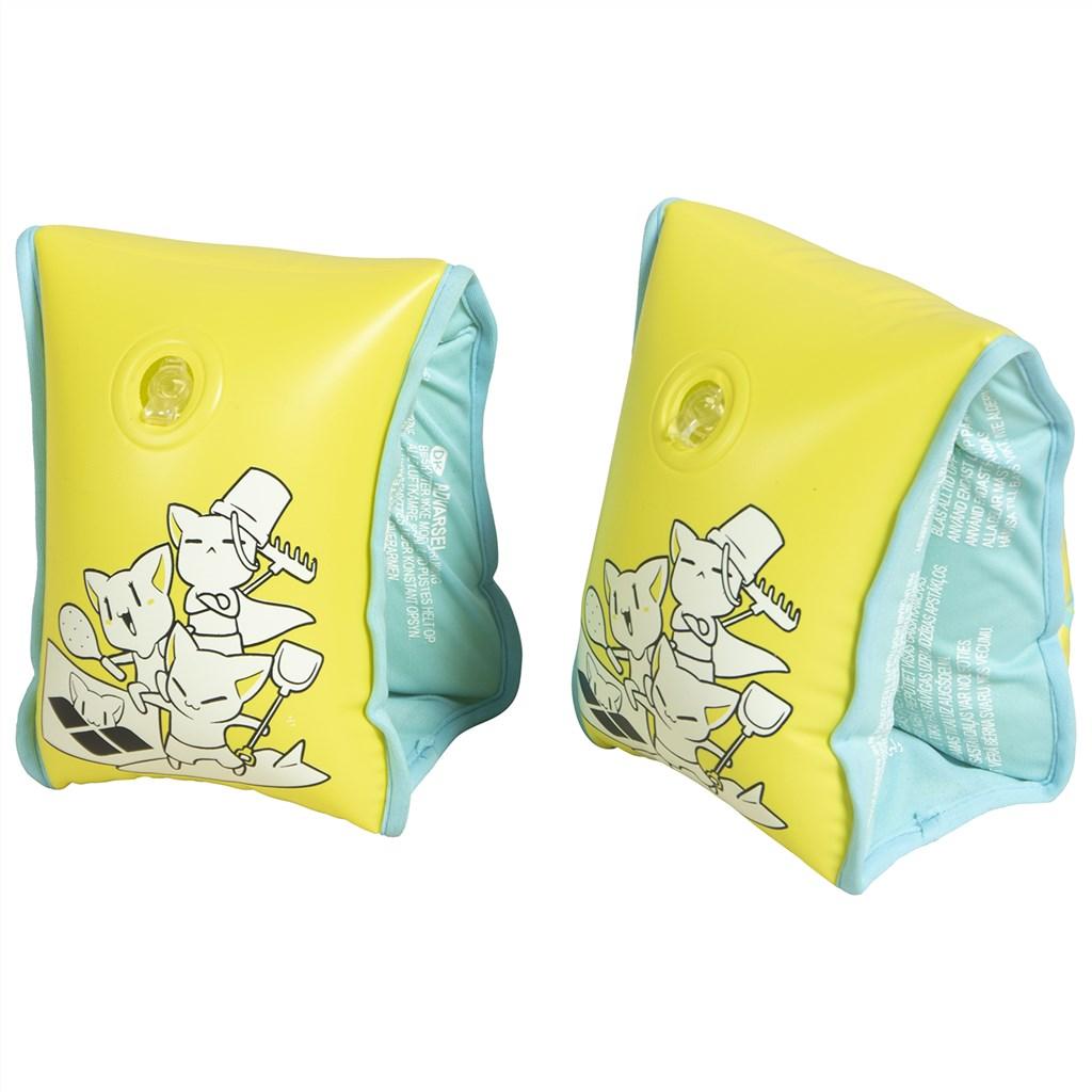 Arena - Kids Friends Soft Armband - yellow