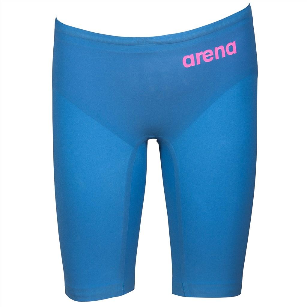 Arena - B Pwskin R-Evo One Jammer Junior - blue/powder pink
