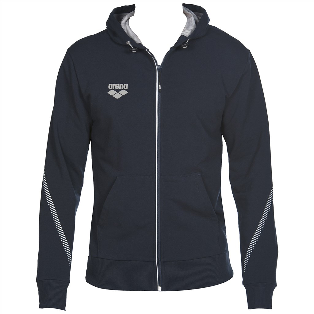 Arena - Tl Hooded Jacket - navy