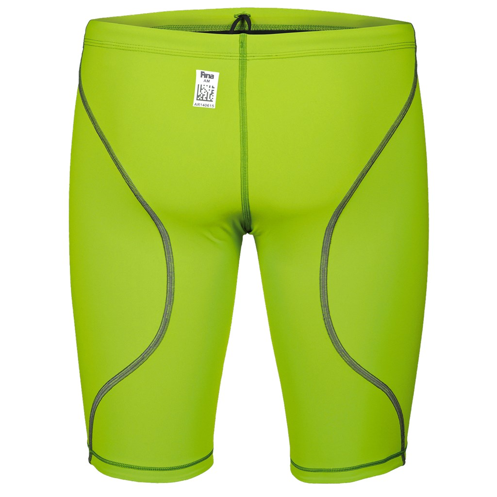 Arena - M Pwskin St 2.0 Jammer - lime green