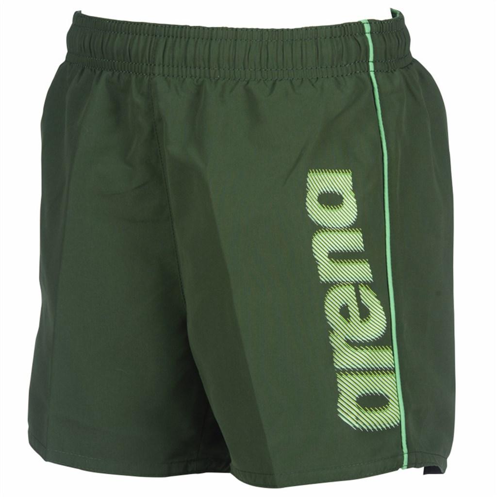 Arena - B Bluebay Jr Short - wood green/golf green