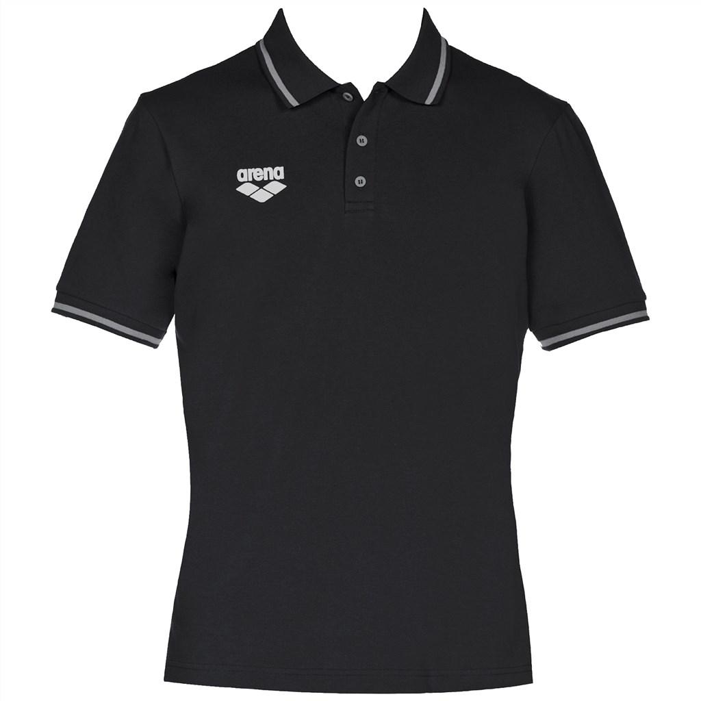Arena - Tl S/S Polo - black