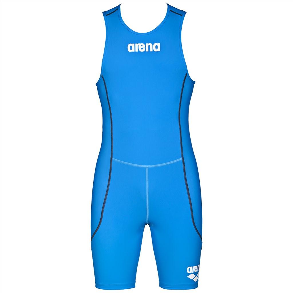 Arena - M Tri Suit ST Rear Zip - brilliant blue
