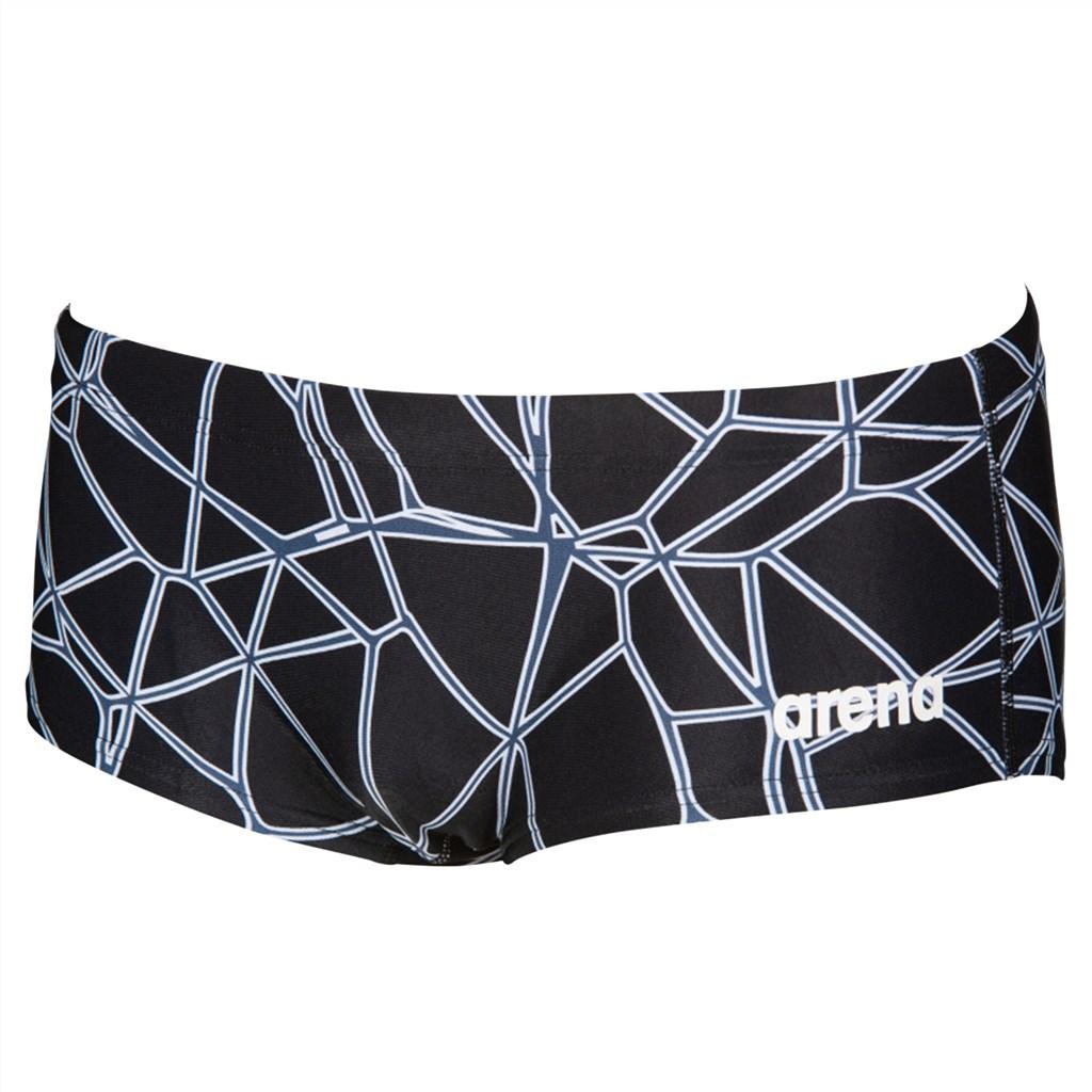 Arena - M Carbonics Pro Low Waist Short - black/black