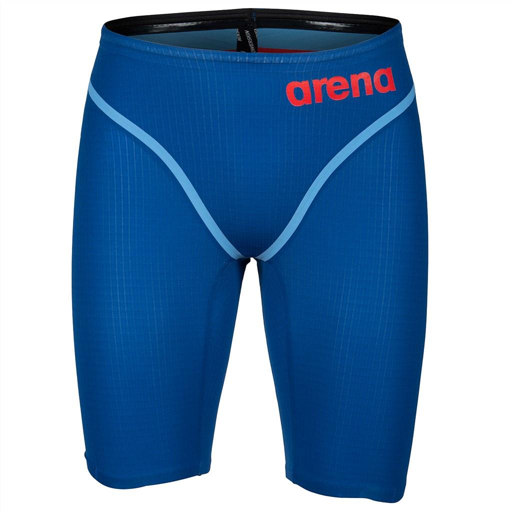 Arena - M Pwskin Carbon Core Fx Jammer - ocean blue