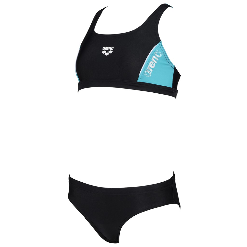 Arena - G Thrice Jr Two Pieces - black/martinica/white