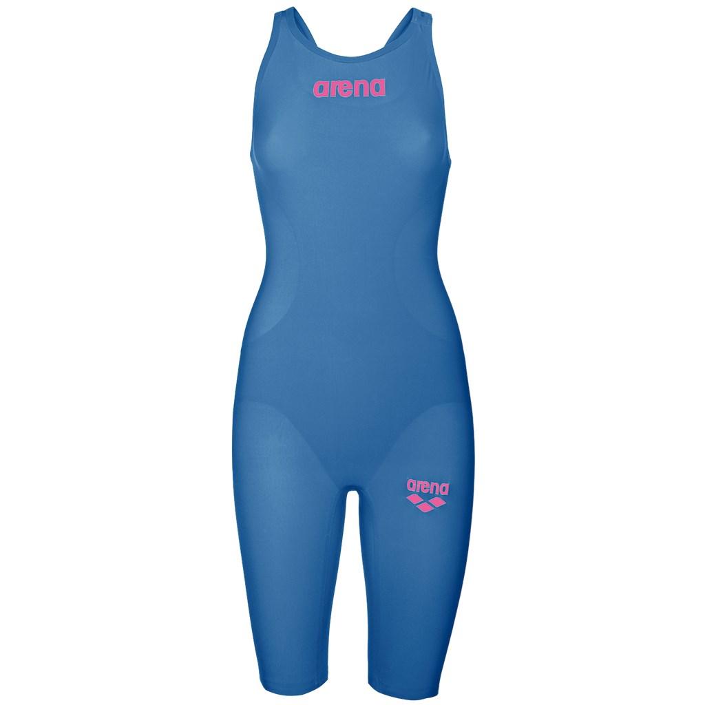 Arena - W Pwskin R-Evo One Fbslob - blue/powder pink