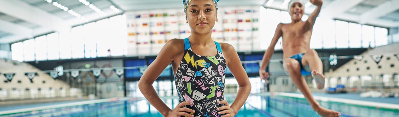 Schwimmbekleidung Kinder