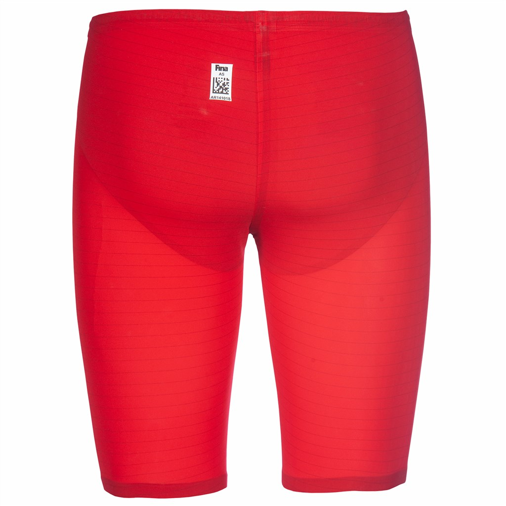 Arena - M Pwskin Carbon Air2 Jammer - red