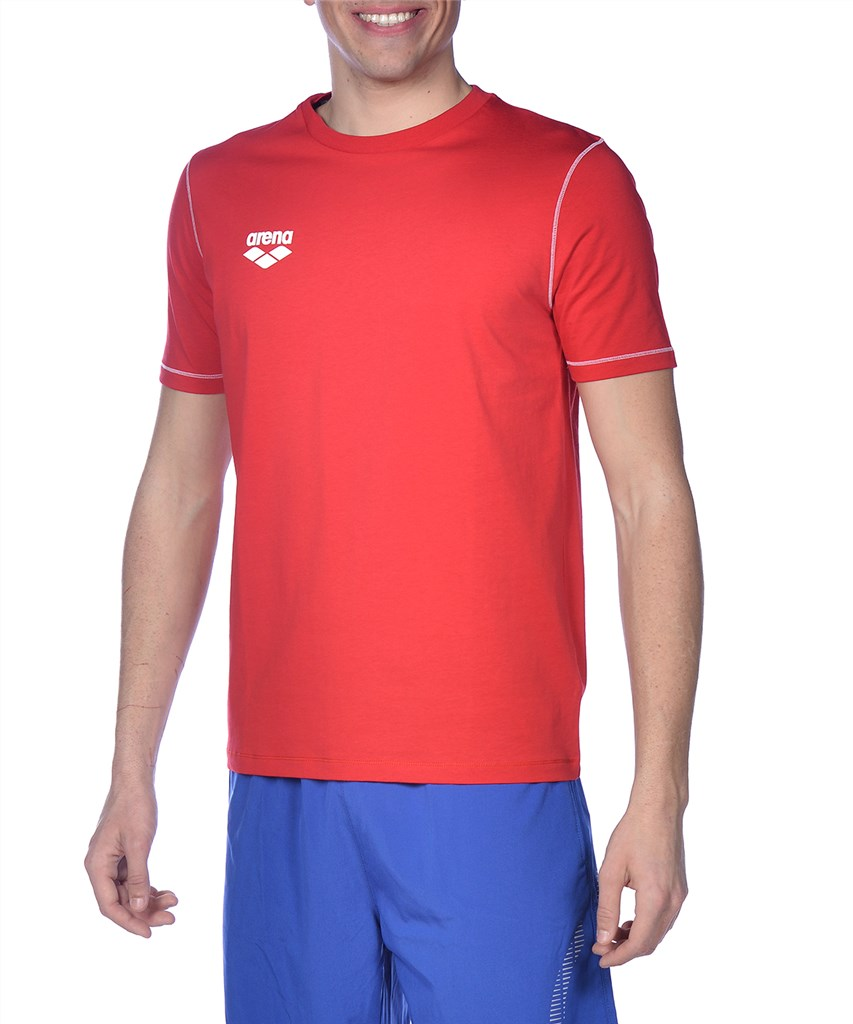 Arena - Tl S/S Tee - red