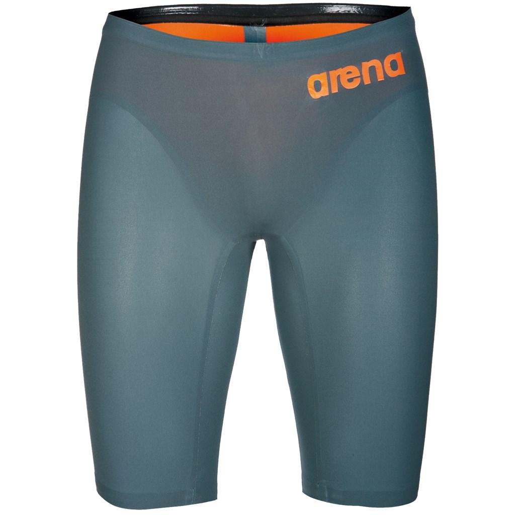 Arena - M Pwskin R-Evo One Jammer - grey/bright orange