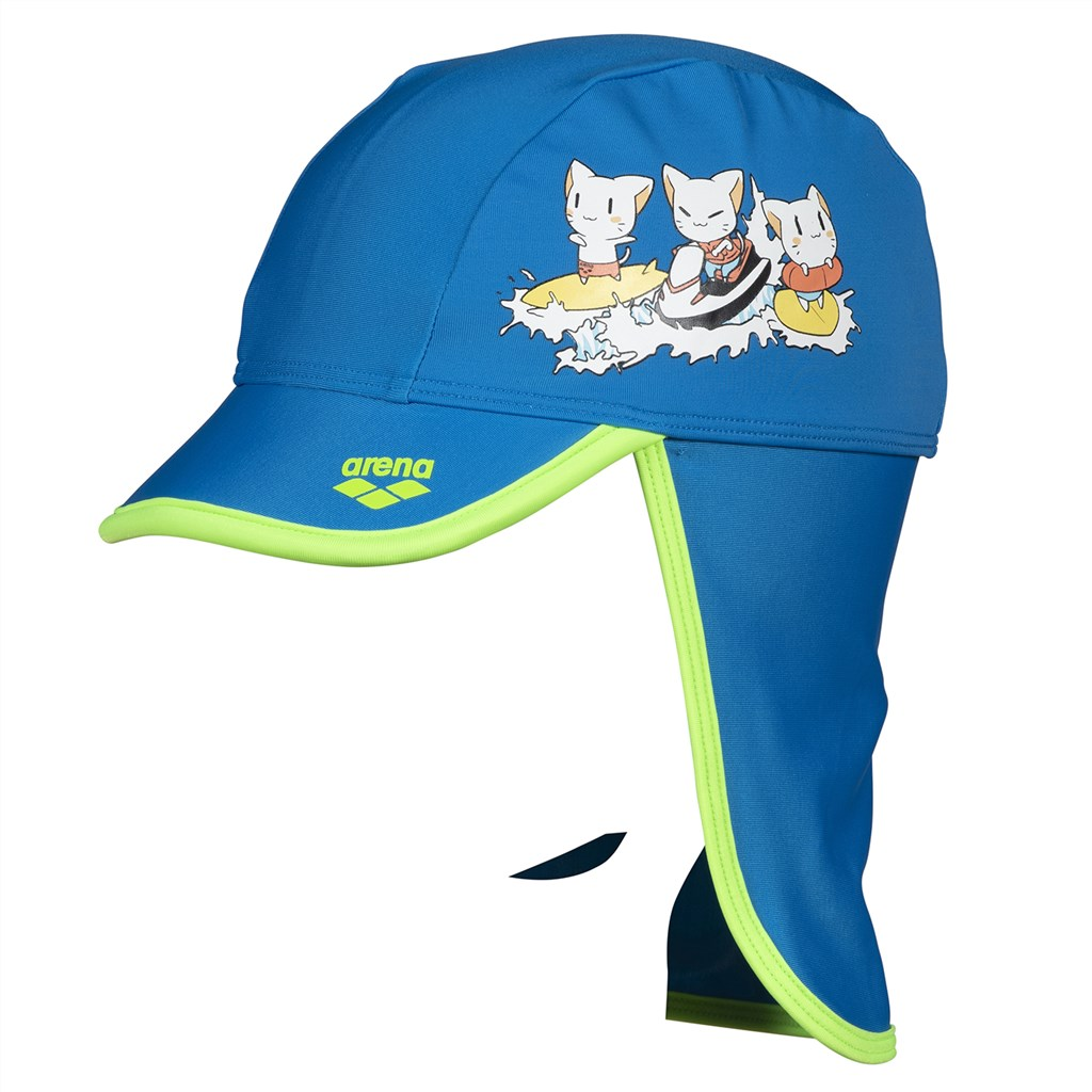 Arena - Kids Friends Cap - turquoise/soft green