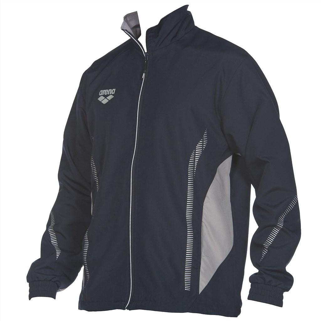 Arena - Tl Warm Up Jacket - navy/grey