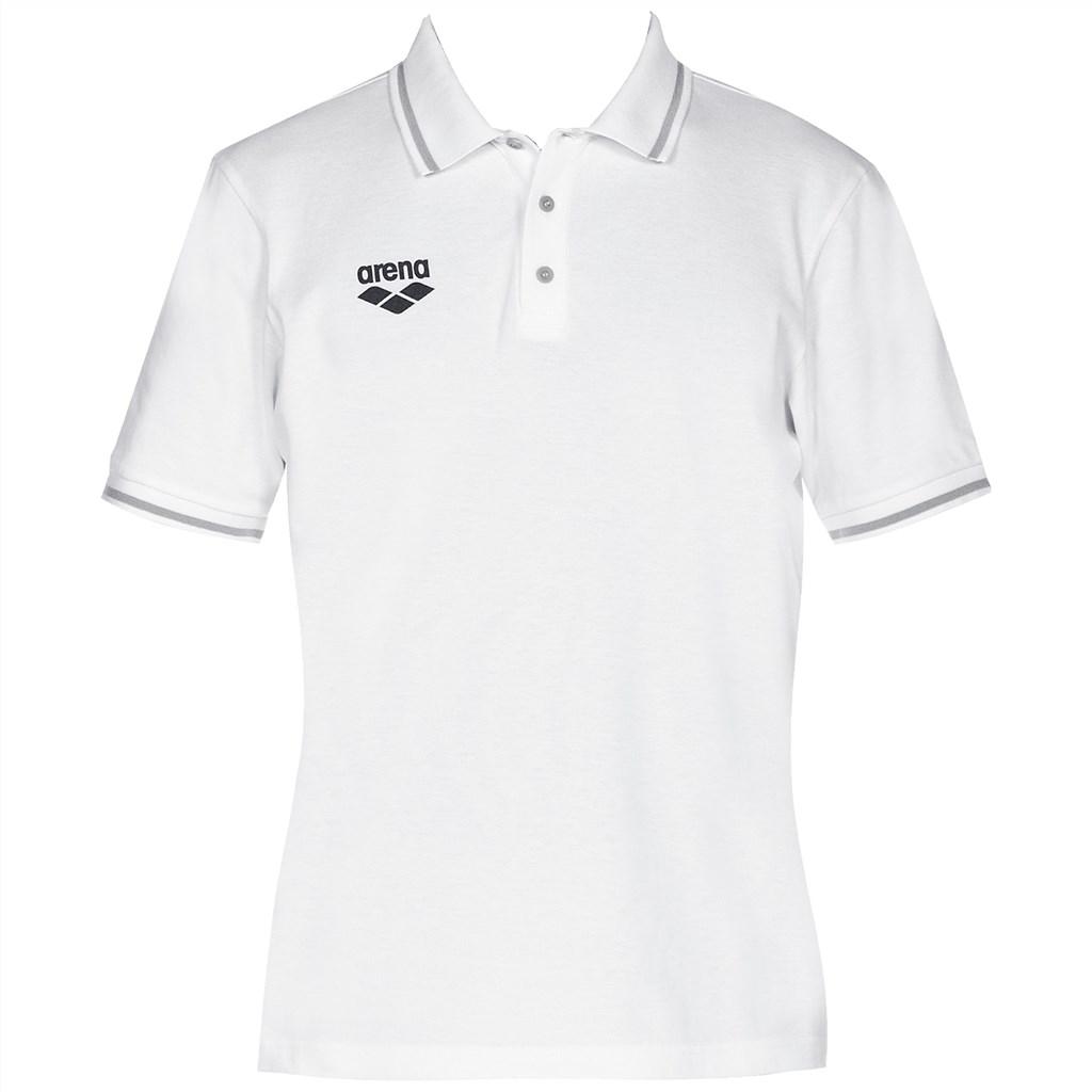 Arena - Tl S/S Polo - white