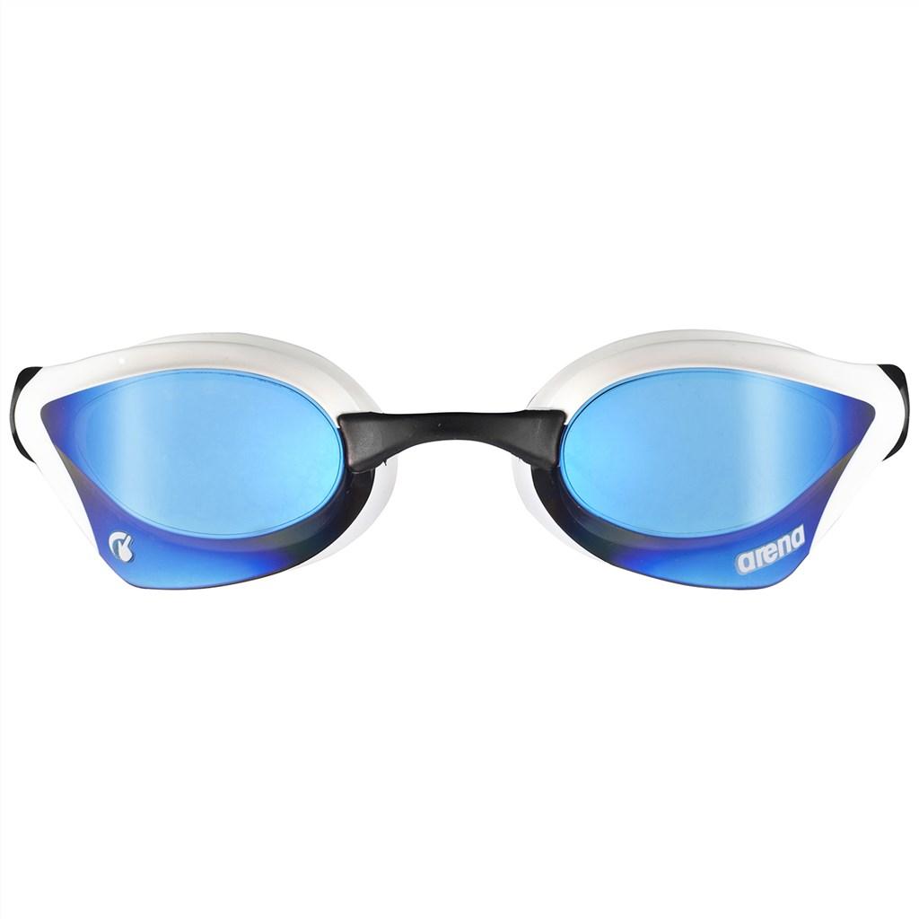 Arena - Cobra Core Swipe Mirror - blue/white