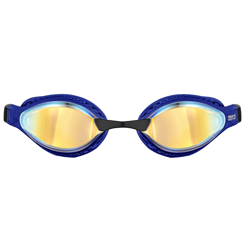 Arena - Airspeed Mirror - yellow copper/blue