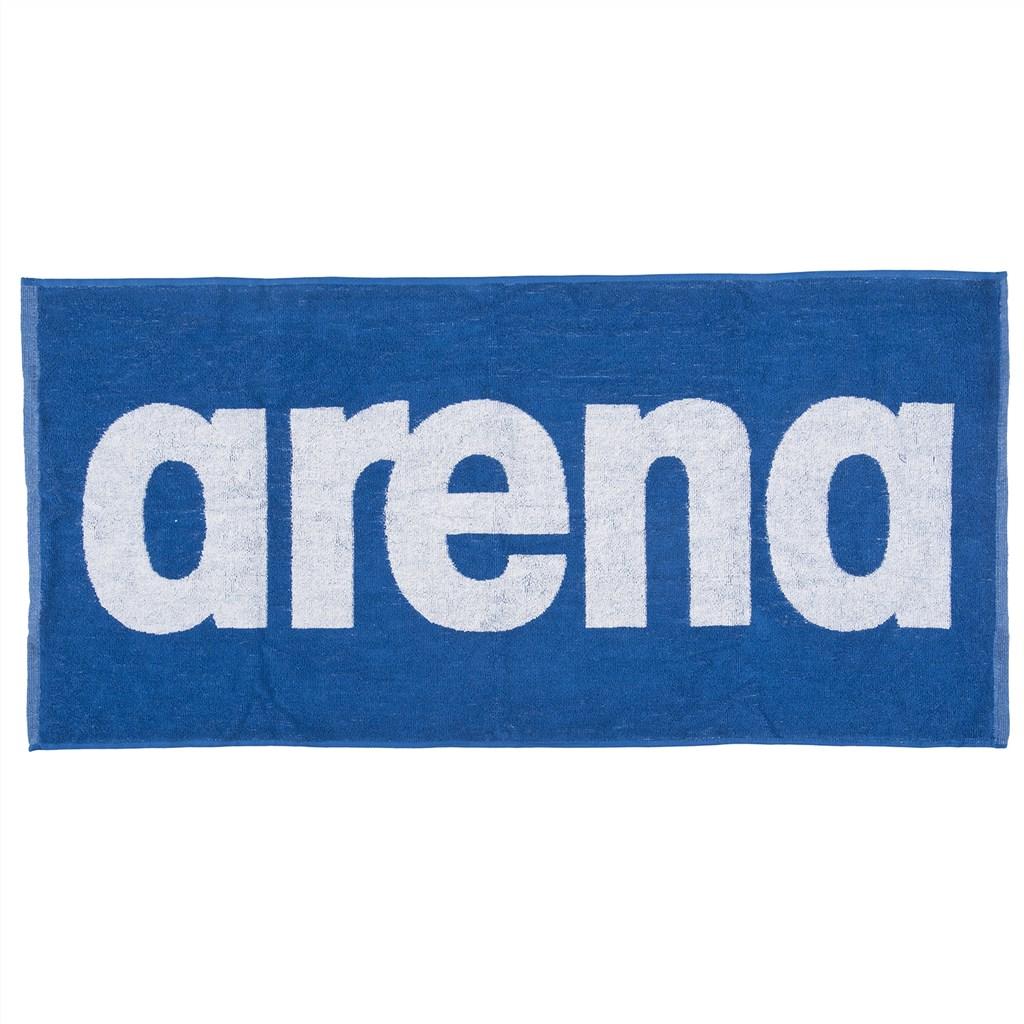 Arena - Gym Soft Towel - royal/white