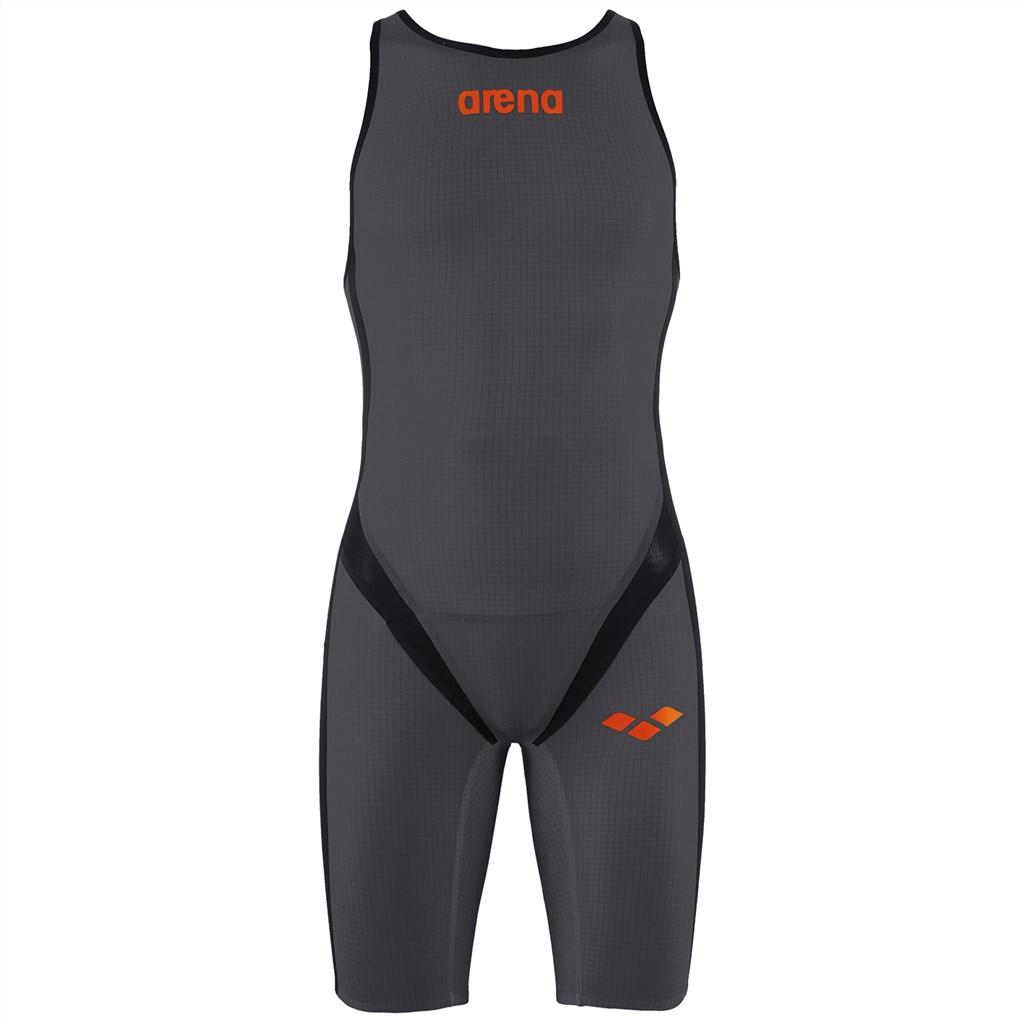 Arena - M Tri Suit Carbon-Pro - dark grey/black
