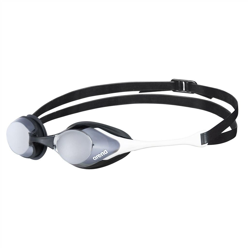 Arena - Cobra Swipe Mirror - silver/white