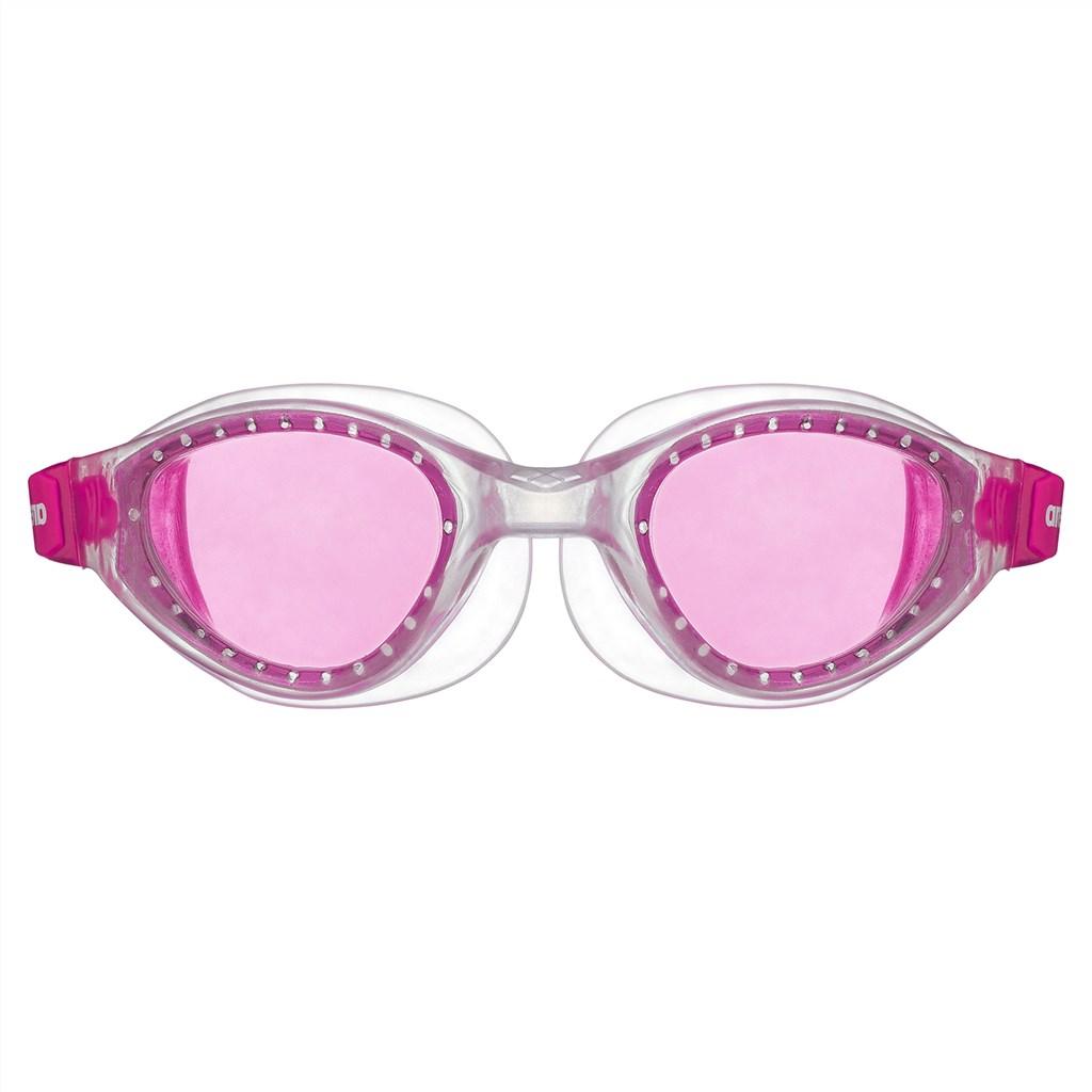 Arena - Jr Cruiser Evo Goggle - fuchsia/clear/clear