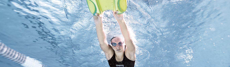 Schwimmausrüstung