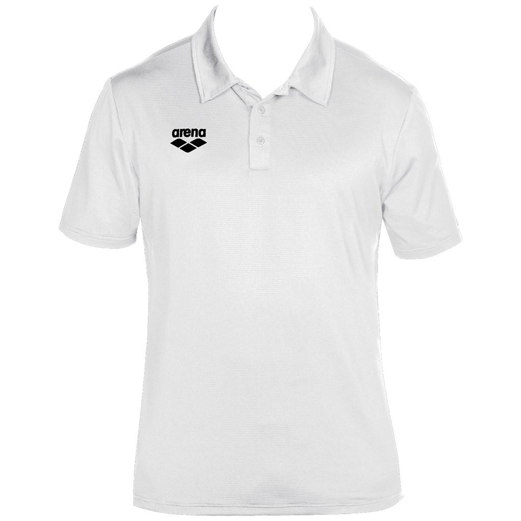 Arena - Tl Tech S/S Polo - white