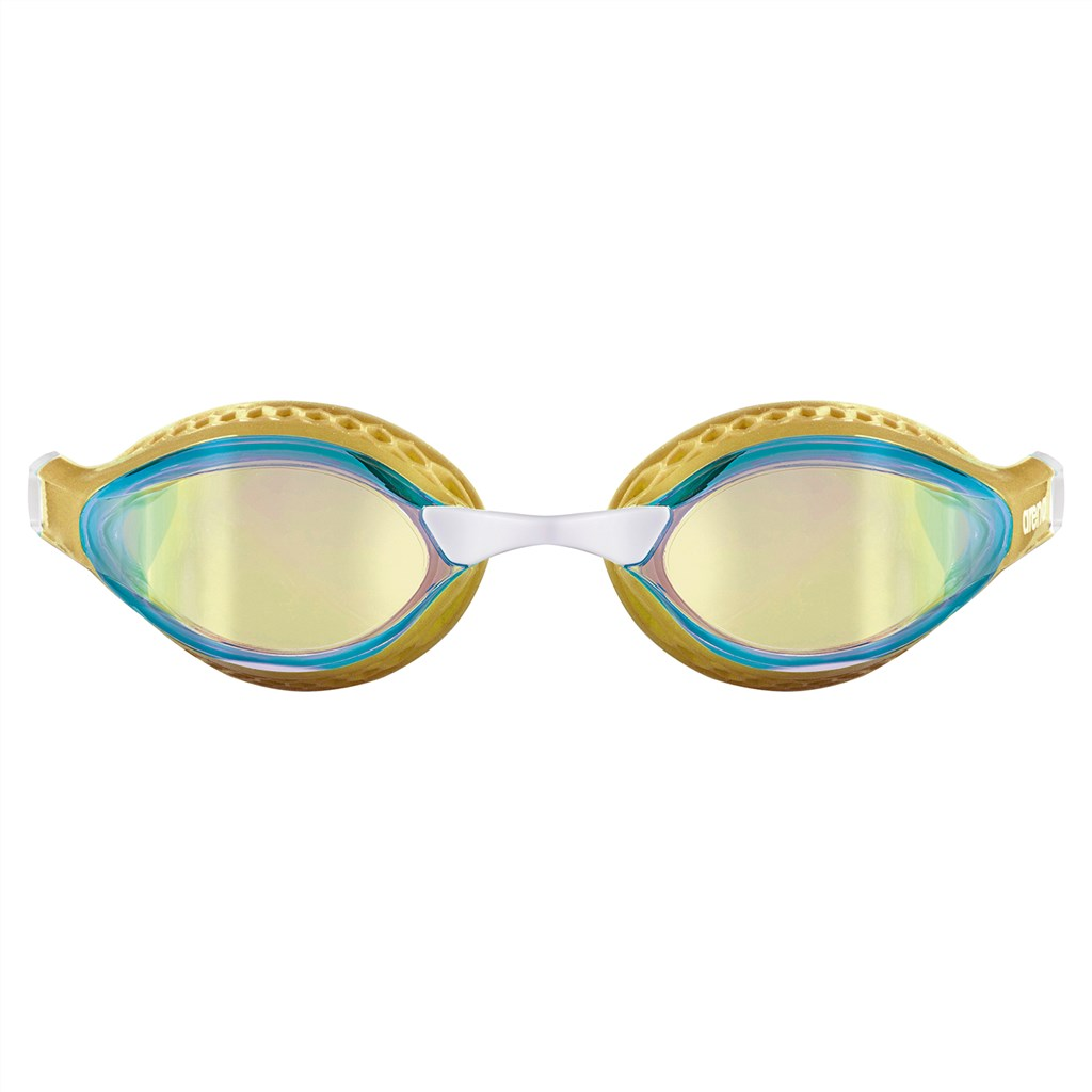 Arena - Airspeed Mirror - yellow copper/gold/multi