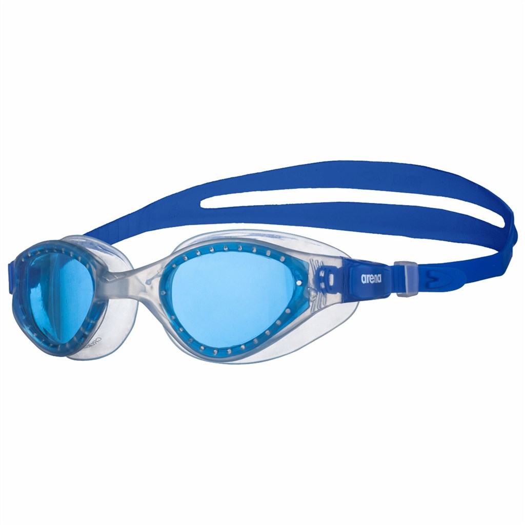 Arena - Cruiser Evo - blue/clear/blue