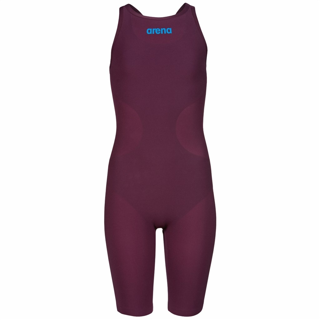 Arena - G Pwskin R-Evo One Fbslob Junior - red wine/turquoise