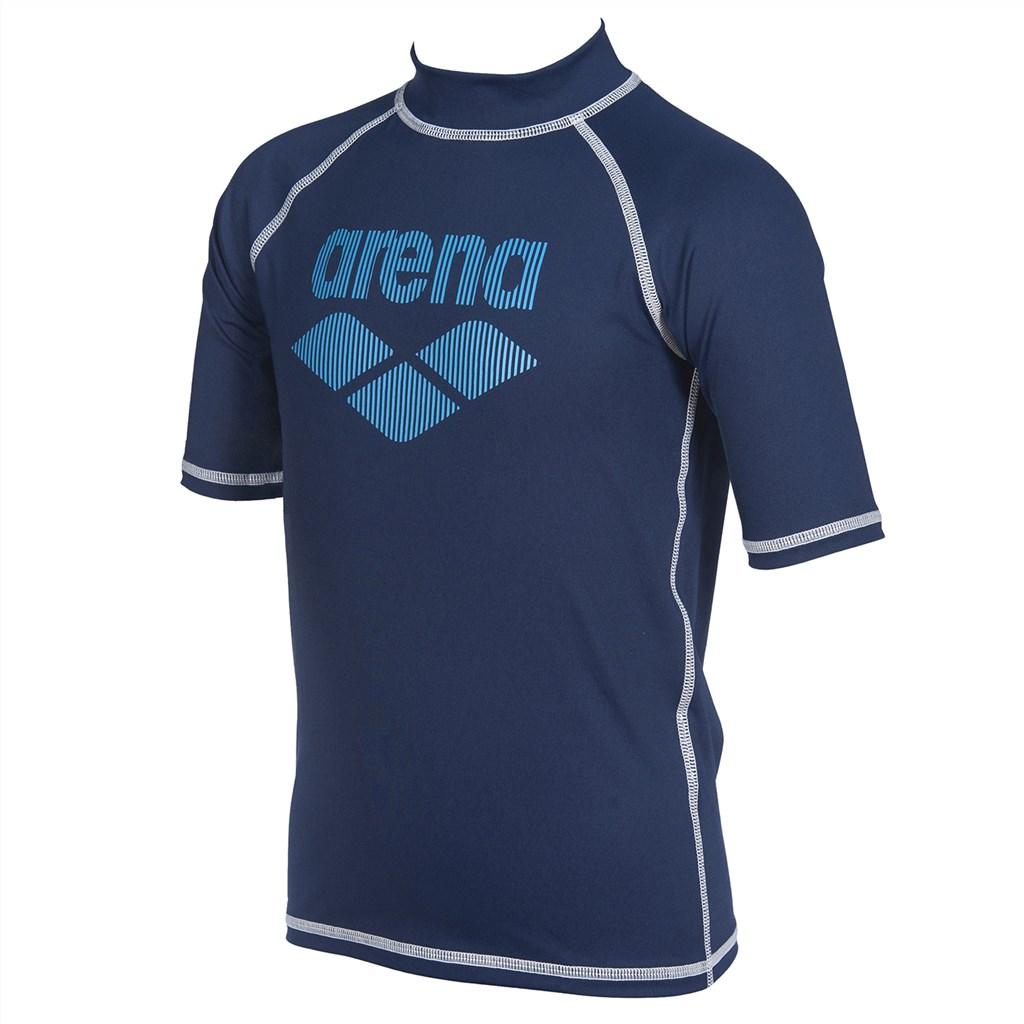 Arena - B Rash Vest S/S - navy