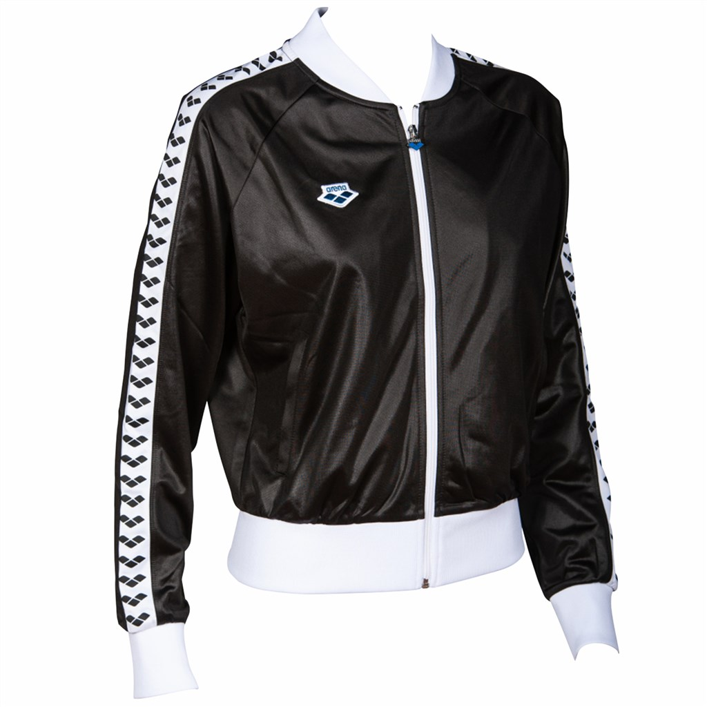 Arena - W Relax Iv Team Jacket - black/white/black
