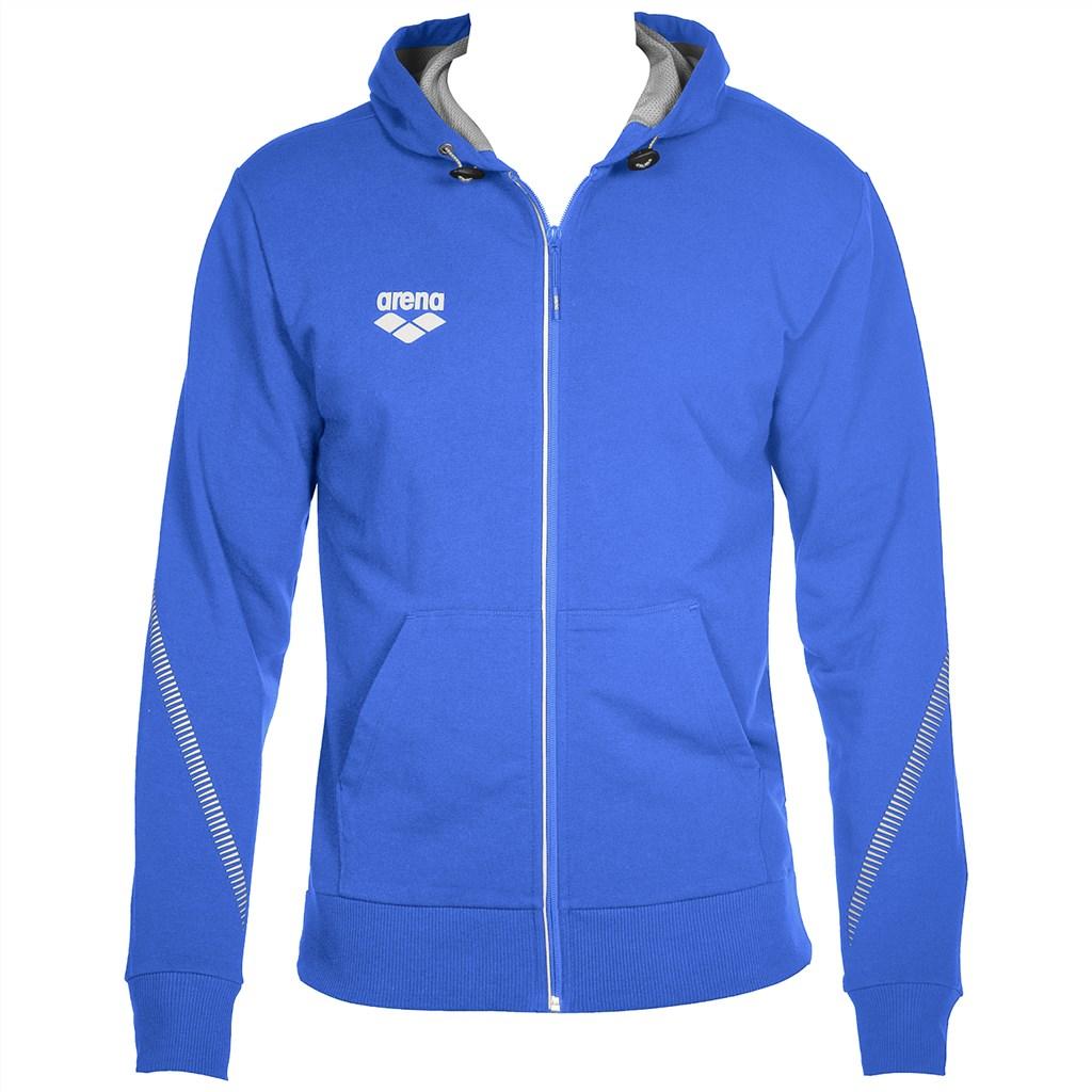Arena - Tl Hooded Jacket - royal
