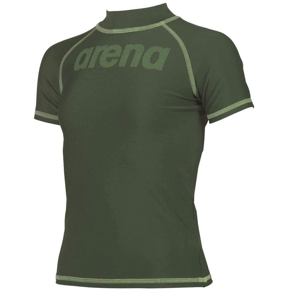 Arena - B Uv T-Shirt - army/shiny green
