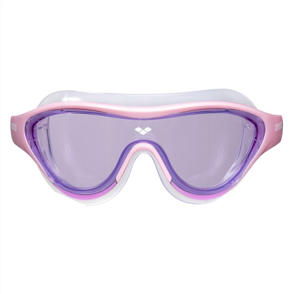 Arena - Jr The One Mask Goggle - pink/pink/violet