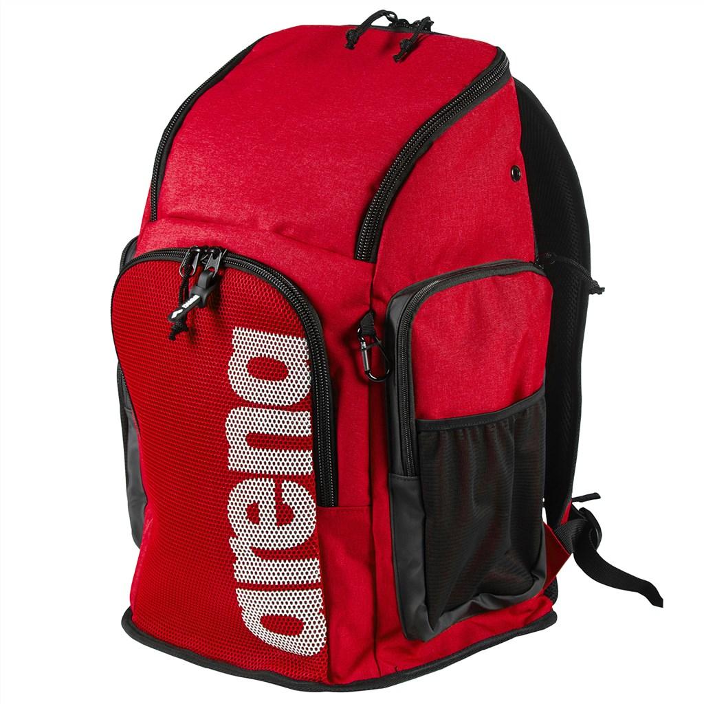 Arena - Team Backpack 45 - team red melange