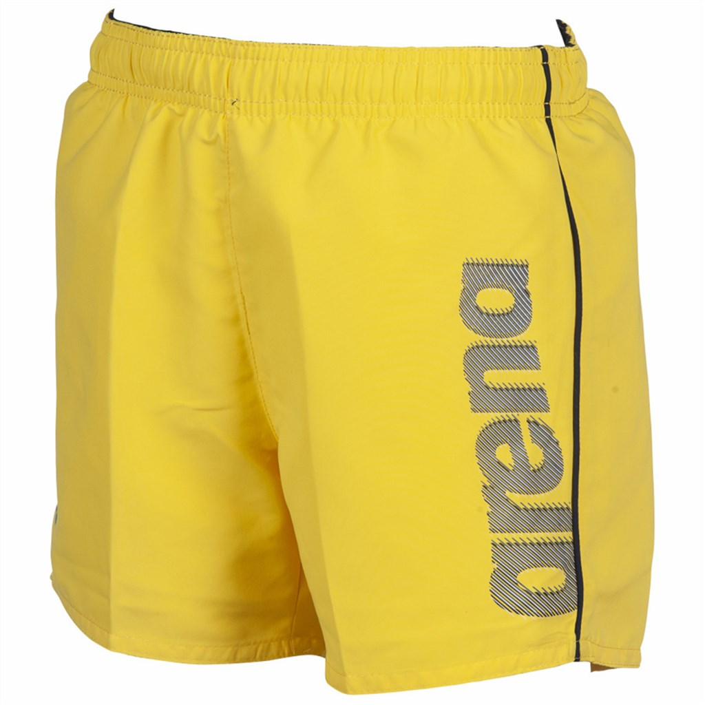 Arena - B Bluebay Jr Short - yellow star/navy
