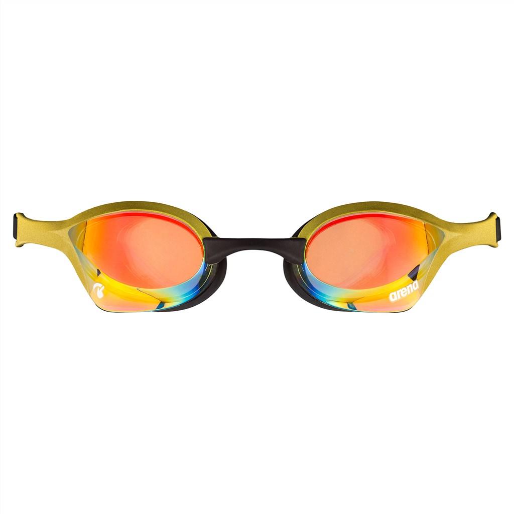 Arena - Cobra Ultra Swipe Mr - yellow copper/gold